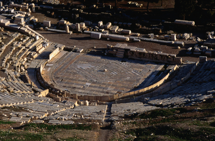 Theatre of Dionysos