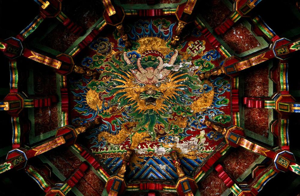 Longshan Temple, Lukang, Taiwan. (Image:Flickr)
