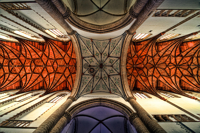 Grote of Sint-Bavokerk, Haarlem, Netherlands. (Image:Atlas of Wonders)