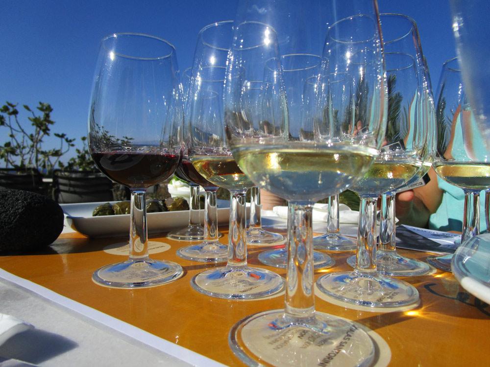 Santorini_Wine