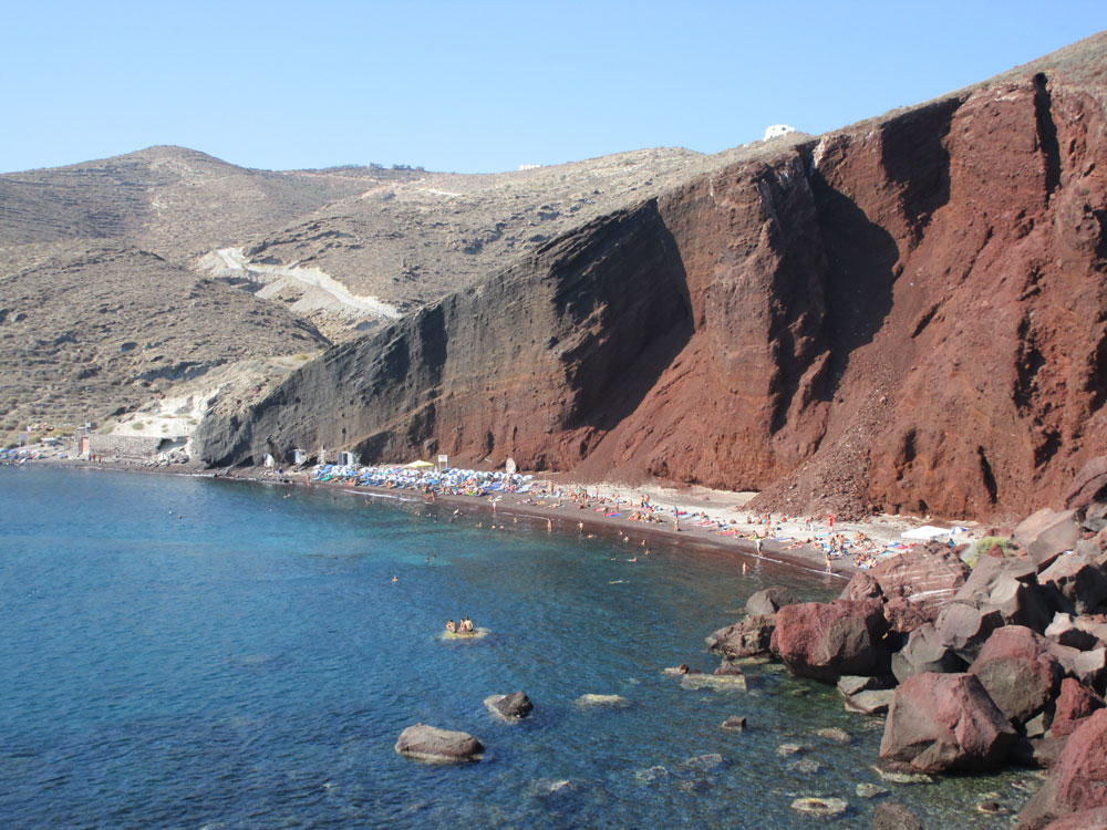Santorini_Red_Beach