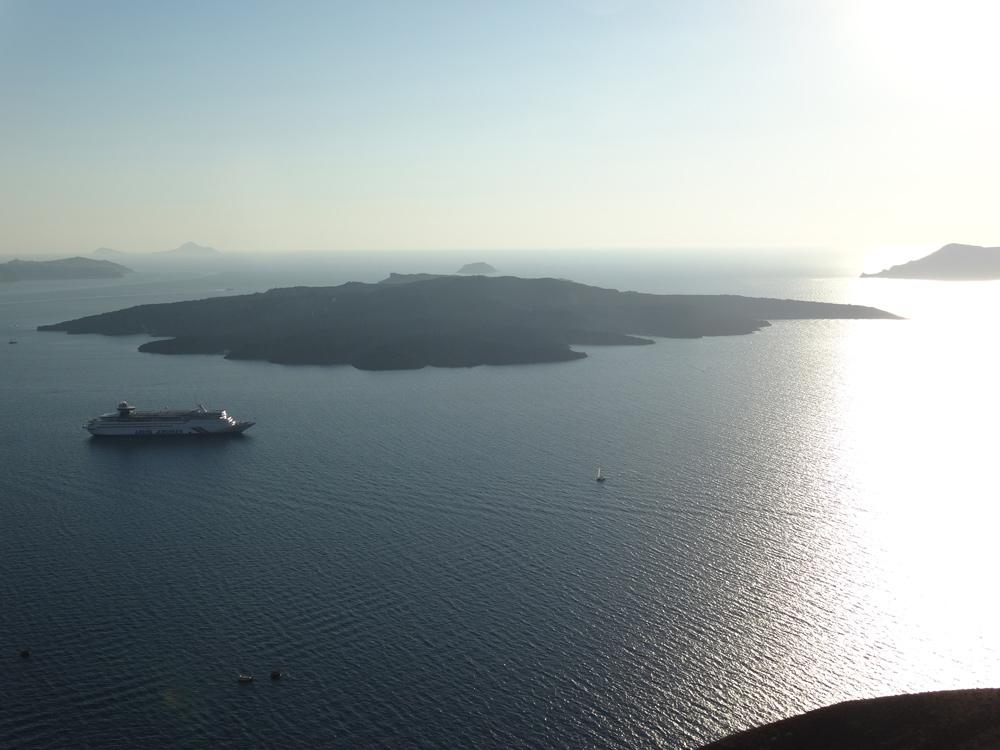 Santorini_Volcano