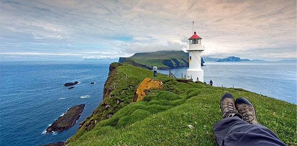 Mykines, Faroe Islands. (Image:Tatiana Rokou)