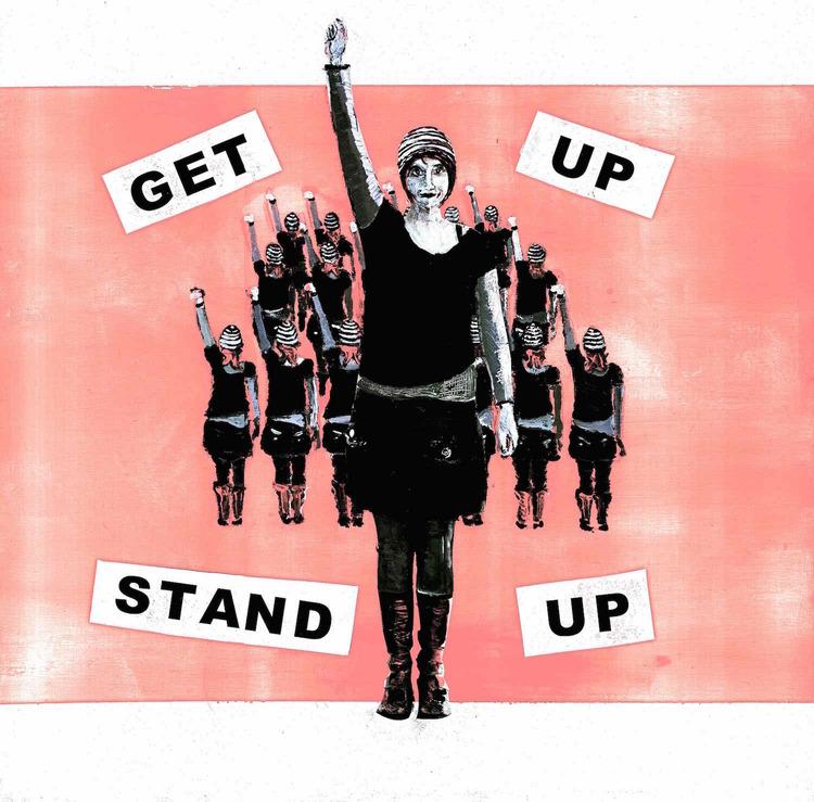 Standing up fpr beliefs