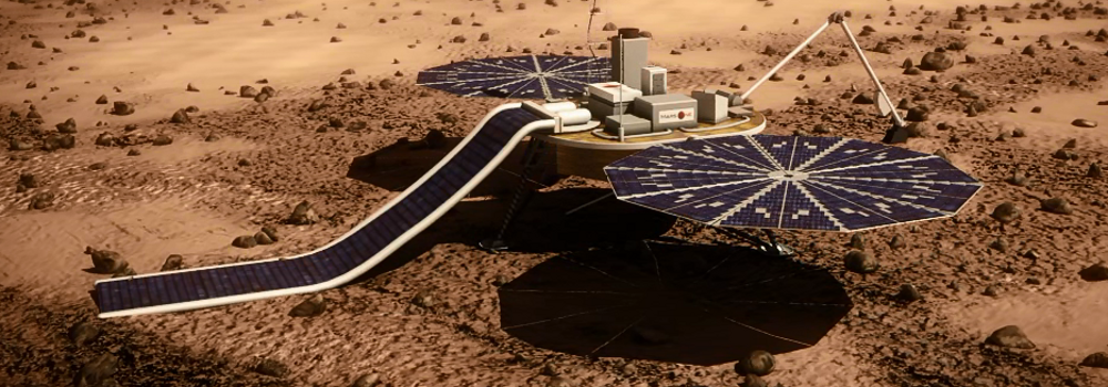 Mars Lander (Via NASA)