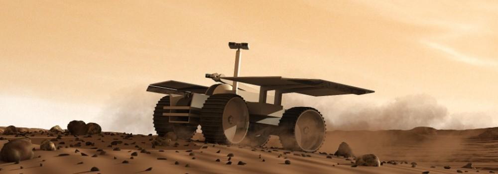 Mars Rover (Via Mars One)