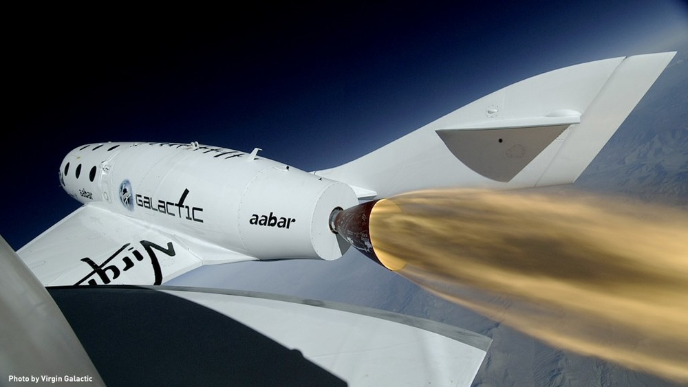 Virgin Galactic's SpaceShip2
