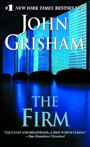 Grisham_The Firm_Read list