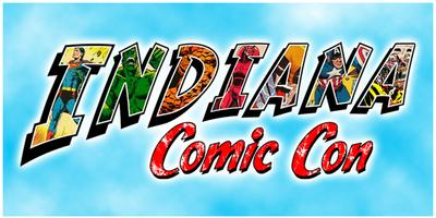 Missed it? Info for next year:    Indiana Comic Con