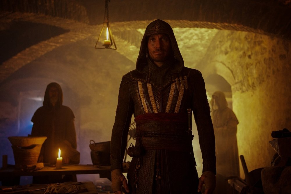 Assassin's Creed movie still (Photo: 20th Century Fox)