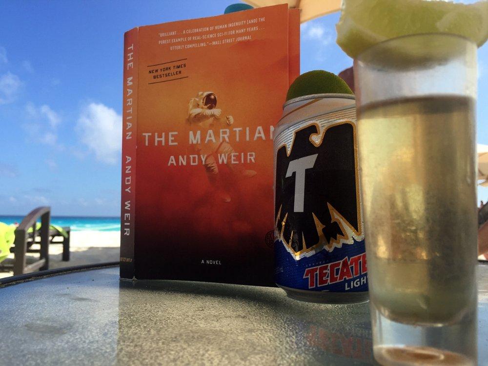 The Martian on location, Mexico (Photo by Tony Frantz)