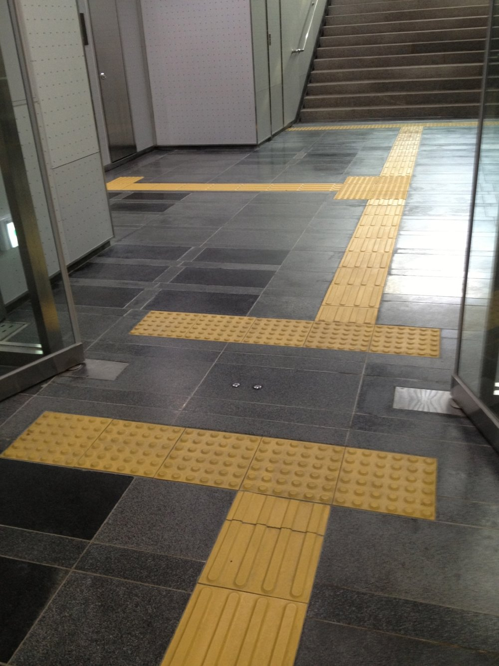 Example of Wayfinding