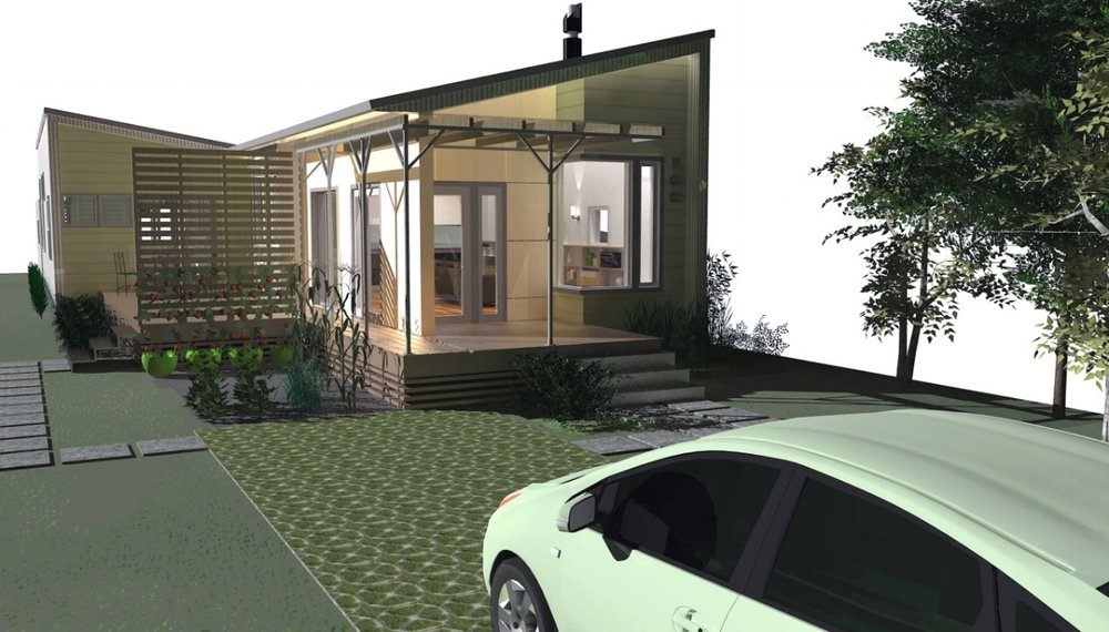 ECO Mod sustainable modular housing