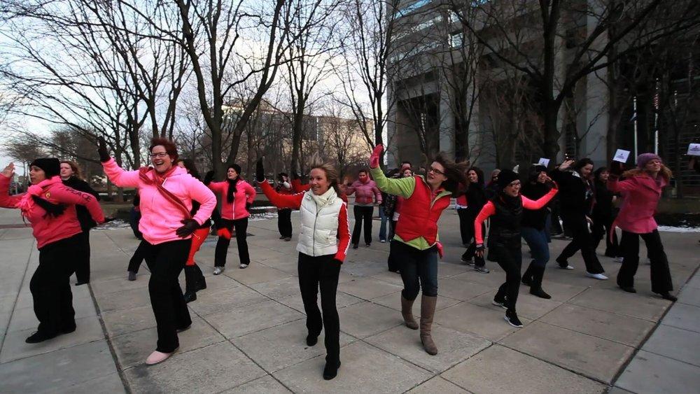 One Billion Rising Fort Wayne