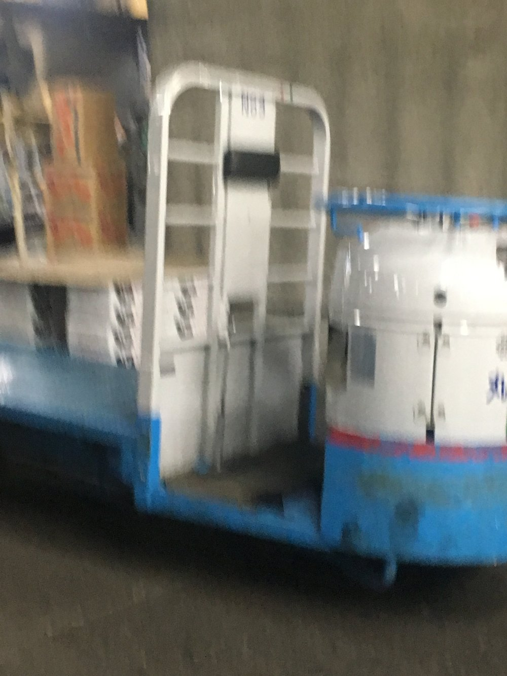Killer Fish Carts