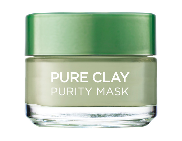 L'Oreal Pure Clay Face Mask review