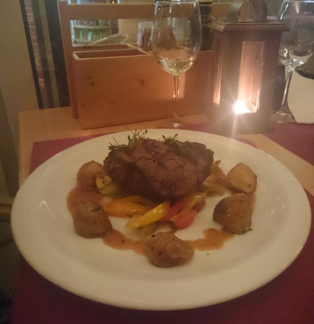 Steak in Lagos