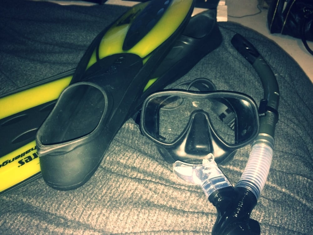 Snorkelling Kit
