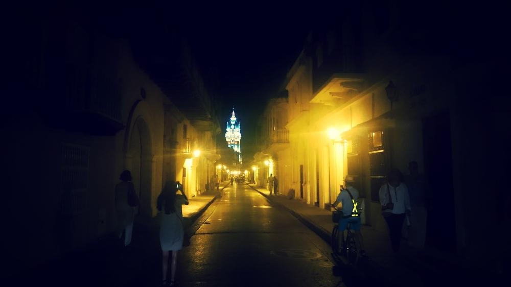Cartagena's picturesque streets