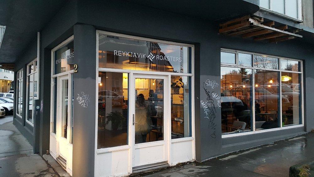 Coffee in Reykjavik - Reykjavik Roasters
