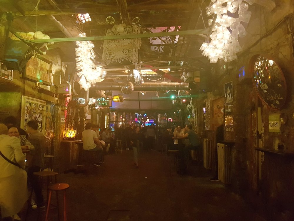 Szimpla Kert in all its glory