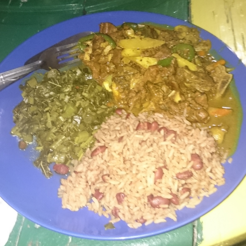 Curry Goat -negril jamaica