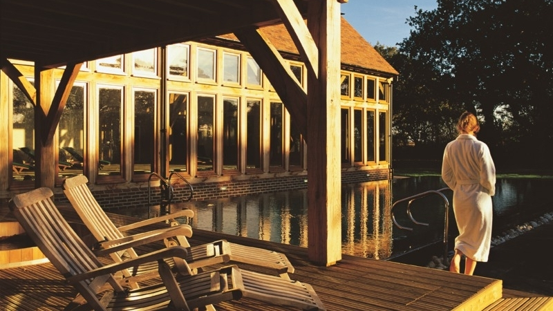 luxury spa fitness retreat sussex