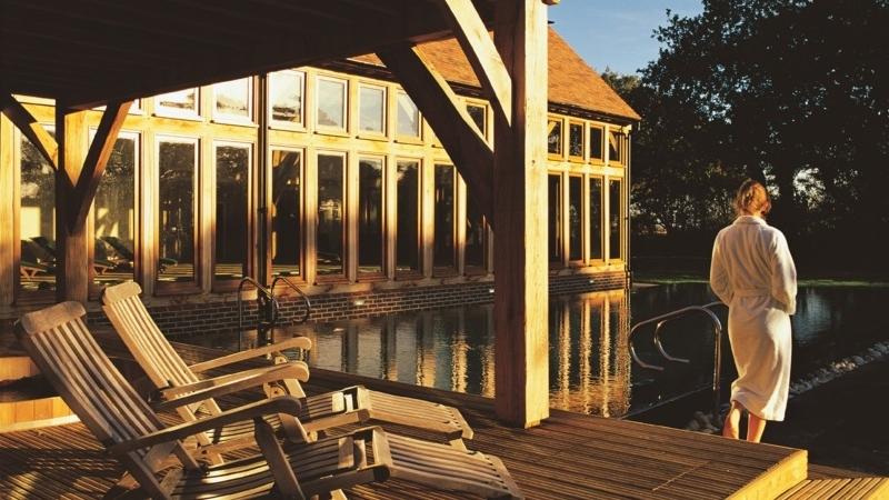 luxury spa fitness retreat sussex