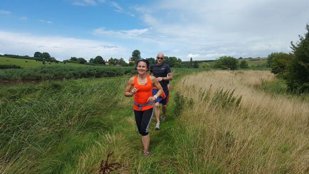 trail running retreat sussex