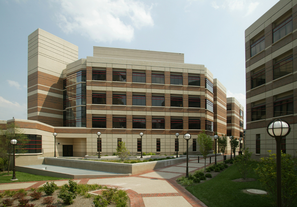 Baxter Biomedical Research Building