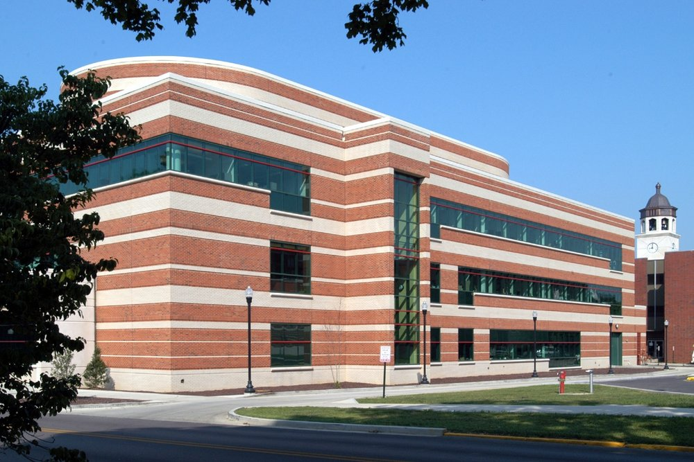WKU Media & Technology Hall