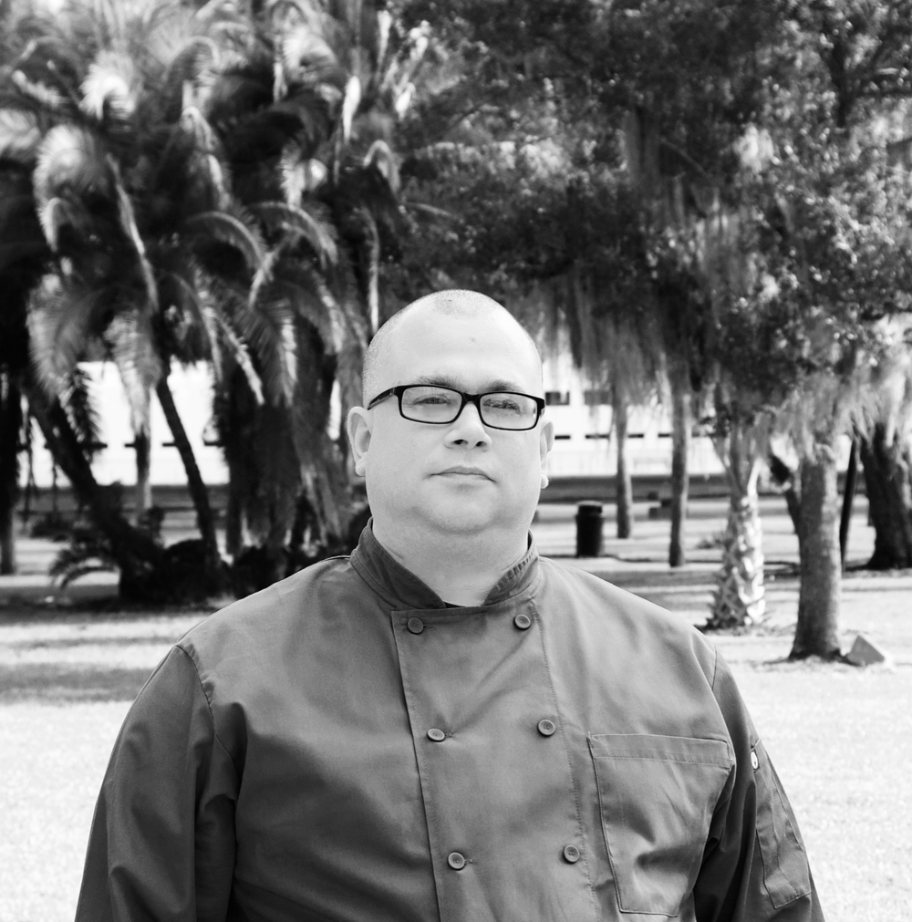 Jason McFarland Executive Chef chefjason@ococina.com