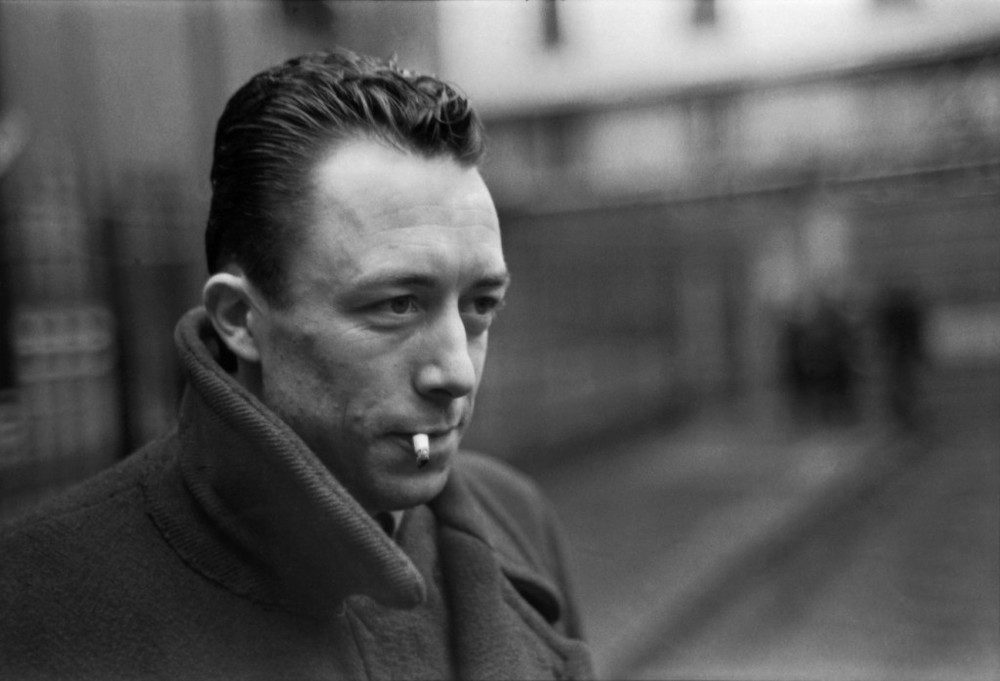 Albert Camus (1913-1960), French Philosopher