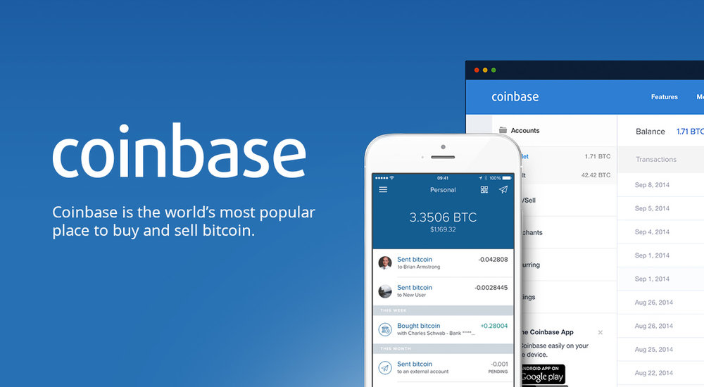 Coinbase was founded in San Francisco, California by Brian Armstrong and Fred Ehrsam.