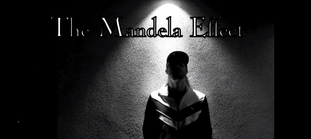 The Mandela Effect  (10 min, B&W), Written & Directed by Joseph Voelbel