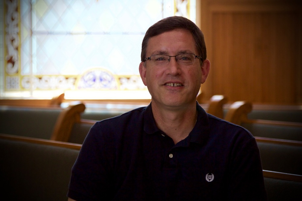 Brian Youngs, Pastor of Congregational Care