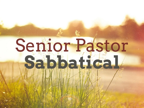 what is a sabbatical