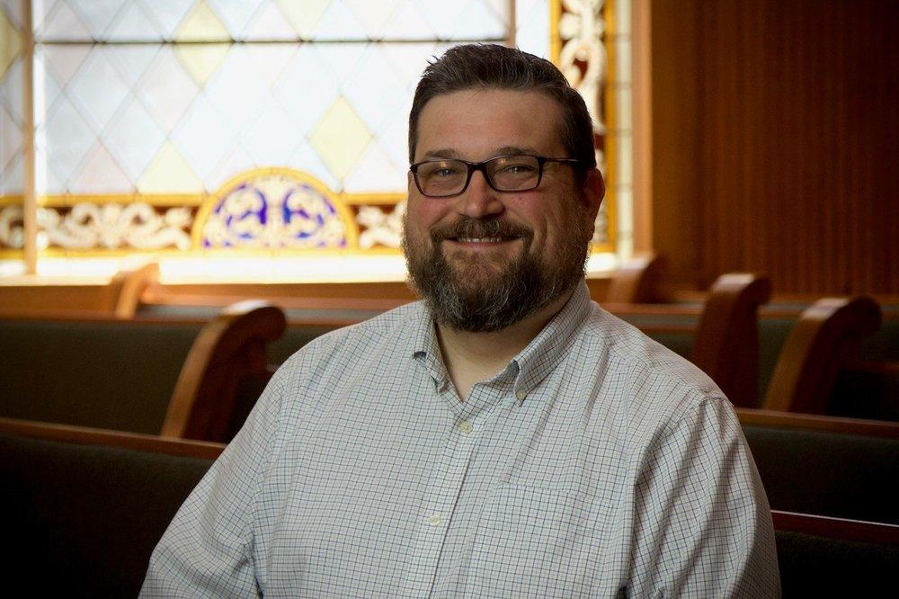 Matthew Johnson , Associate Pastor