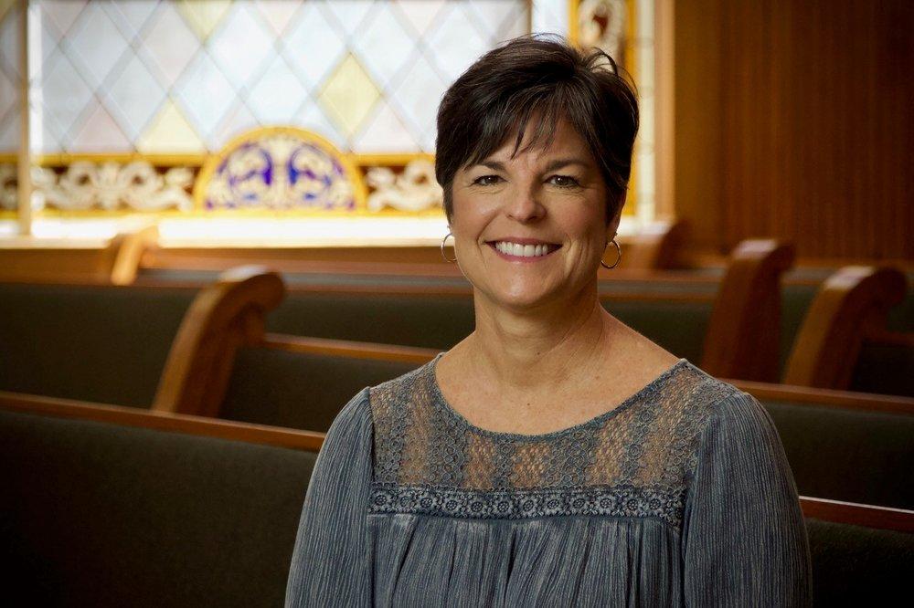 Karen Anderson , Director of Adult Discipleship