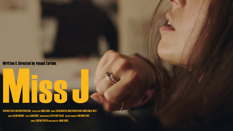 Miss J | Short film