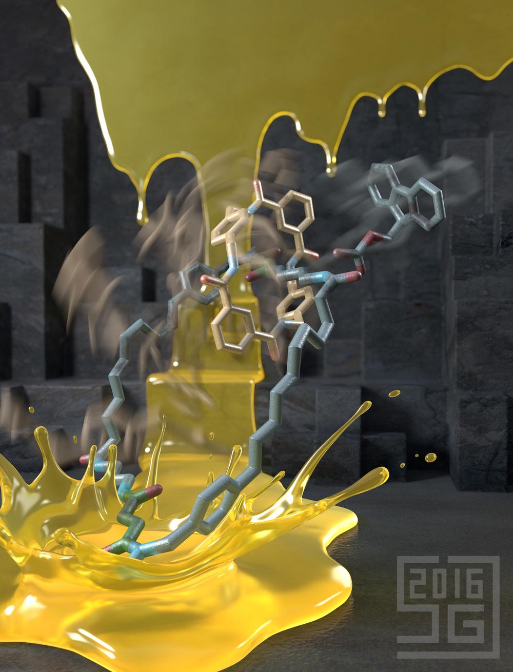 Catenane Splash