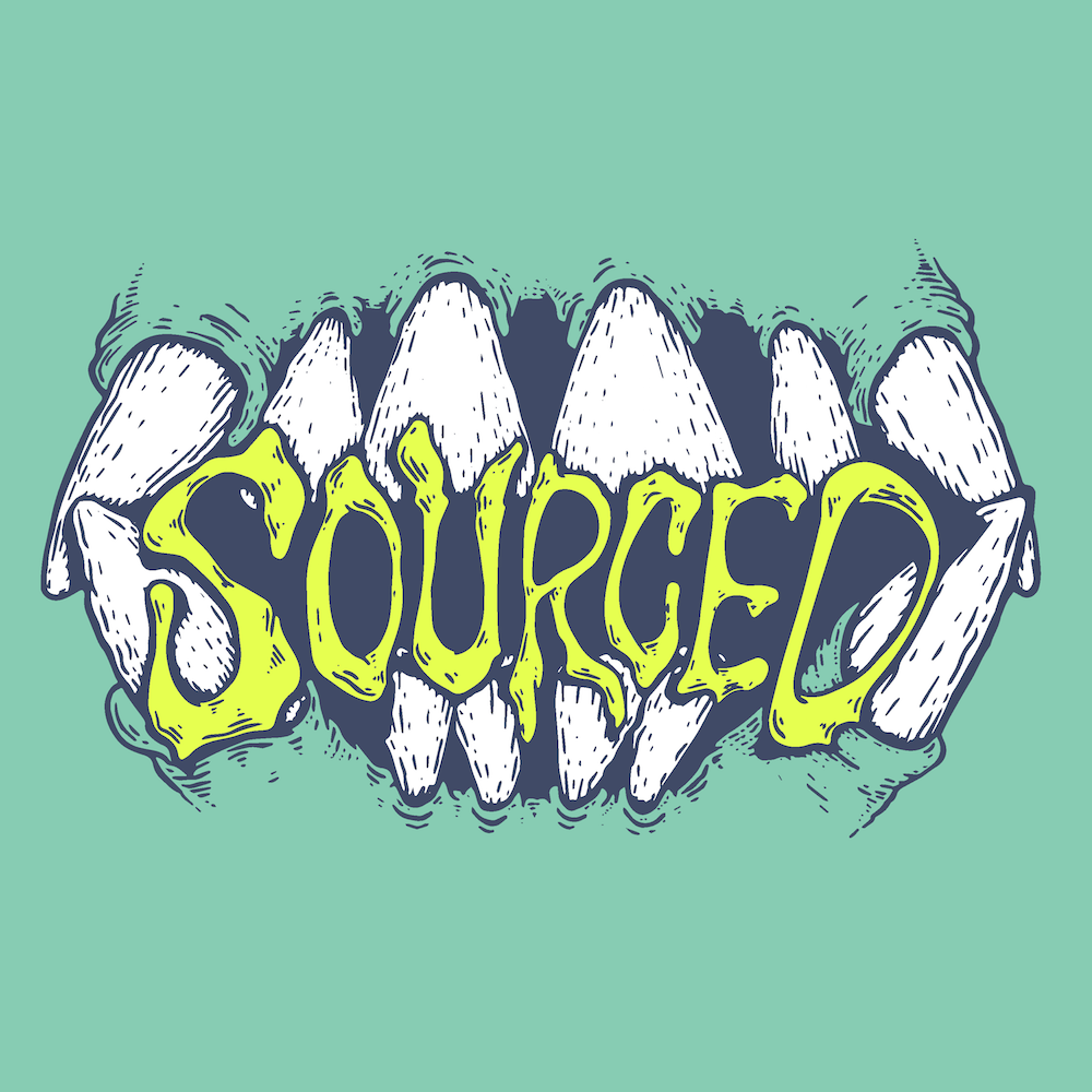 Sourced (EDM Producer) Logo
