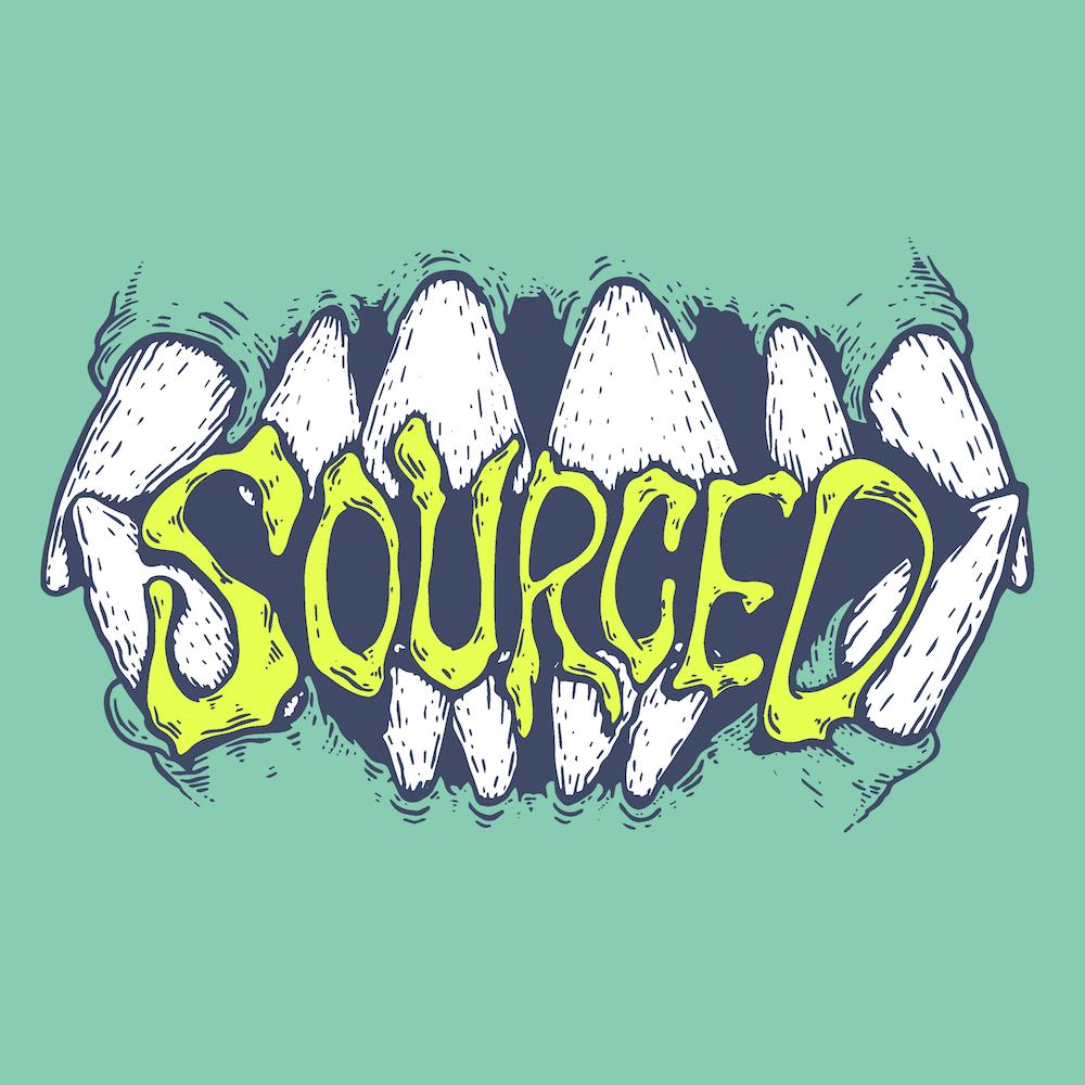 Sourced (EDM Producer) Logo