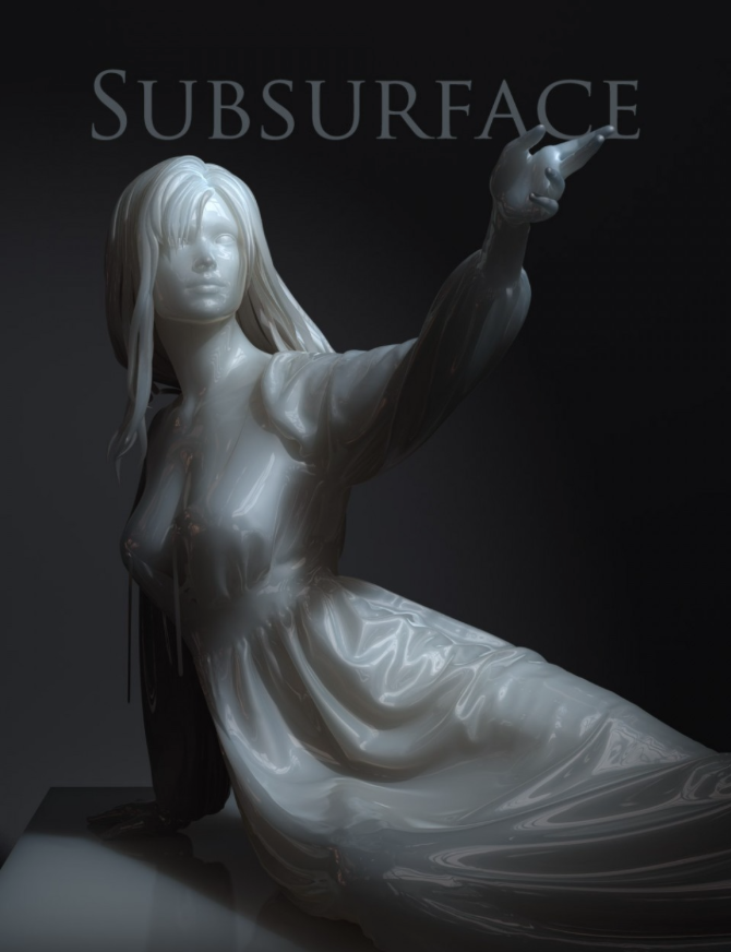 Subsurface Shader Base