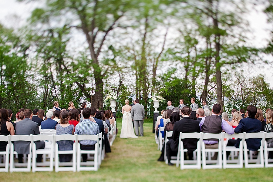 Gorgeous intimate rustic wedding at Geraldo's at LaSalle Park in Burlington.