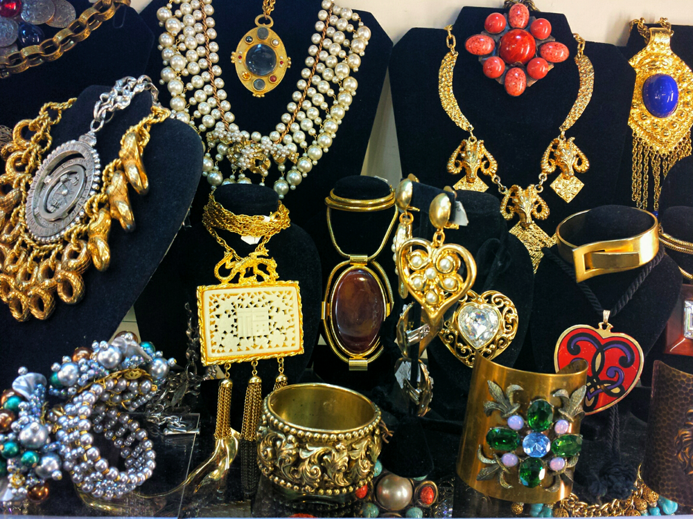 Sheri's Vintage Jewelry Collections