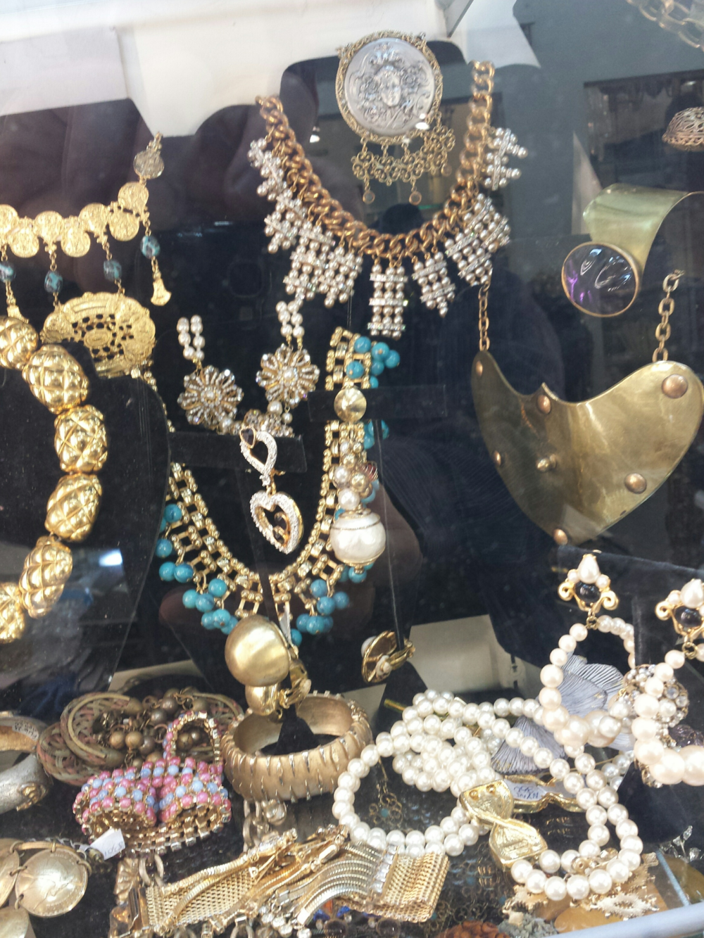 A Pirate's Booty of Treasures from Sheri's Vintage Jewelry Collections