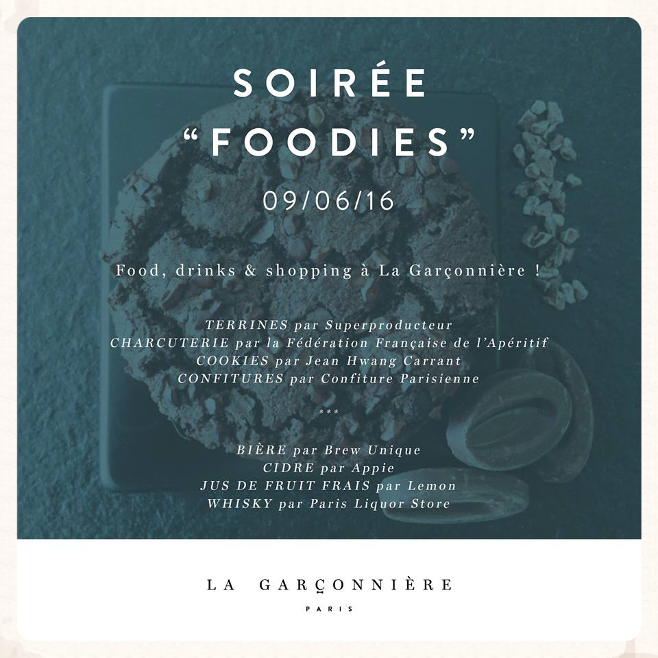 Main image and image above ©  La Garçonnière
