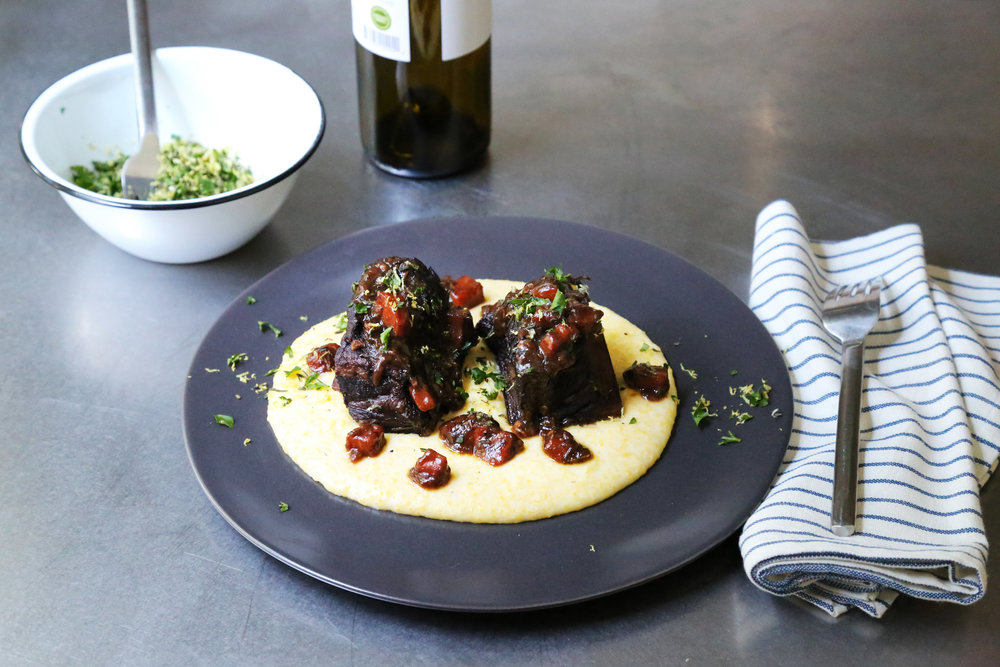 Zinfandel and short ribs are a match made in heaven.