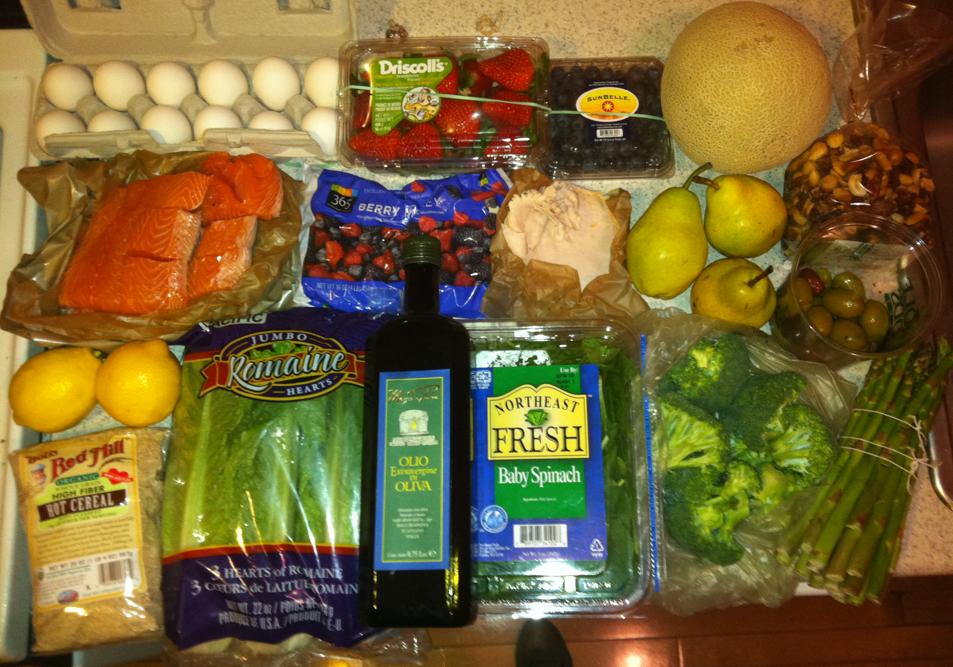 grocery screen shotPM
